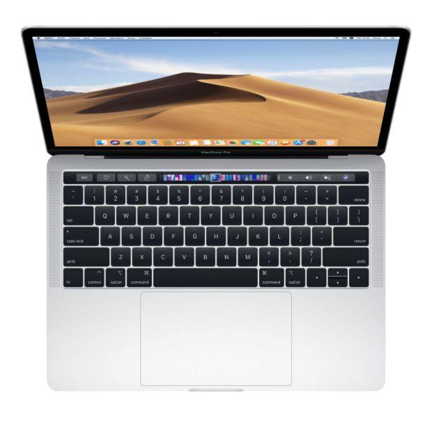 """Apple MacBook Pro 13.3"""" Custom Z0W60002Y Silver (Mid 2019)"""