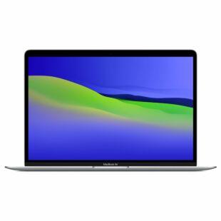 "Apple MacBook Air 13"" Custom Z128 Silver (Late 2020) M1 Chip"