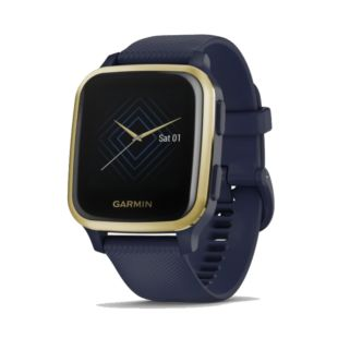 Garmin Venu Sq Music Edition Navy/Gold (010-02426-12)