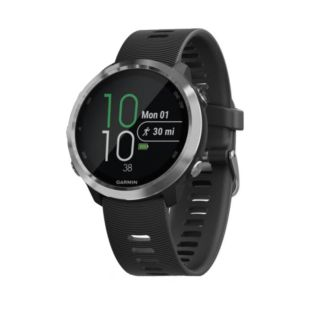 Garmin Forerunner 645 With Black Colored Band 010-01863-10