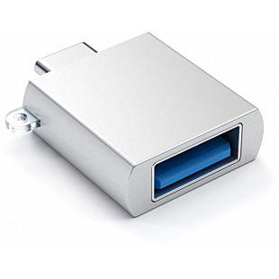 Адаптер Satechi Type-C USB Adapter Silver ST-TCUAS