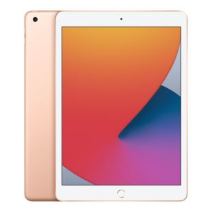 "Apple iPad 10.2"" Wi-Fi + Cellular 128GB Gold (2020) MYN92"