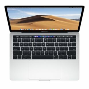 "Apple MacBook Pro 13.3"" Custom Z0W60002Q Silver (Mid 2019)"