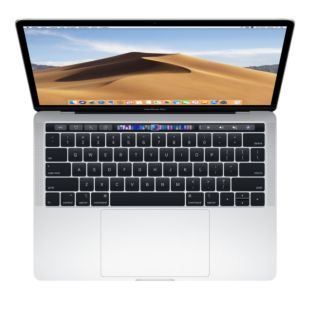 """Apple MacBook Pro 13.3"""" Custom Z0W600030 Silver (Mid 2019)"""