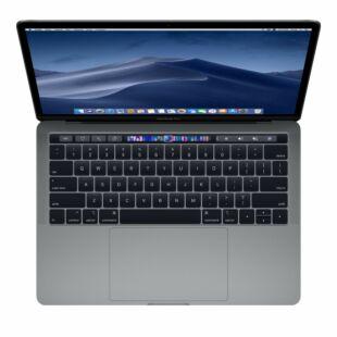 "Apple MacBook Pro 13.3"" Custom Z0W40004H Space Gray (Mid 2019)"