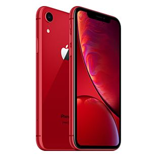 Apple iPhone Xr 128GB (Product) Red Dual SIM MT1D2