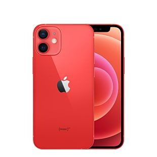 Apple iPhone 12 mini 64GB (Product) Red Dual SIM MGE03