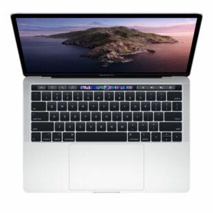 """Apple MacBook Pro 13.3"""" Custom Z0WS / MV9910 Silver (Early 2019)"""