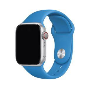 Ремінець Apple Sport Band S   M & M   L Surf Blue (MXP02) для Apple Watch 44mm   42mm Series 5   4   3   2   1