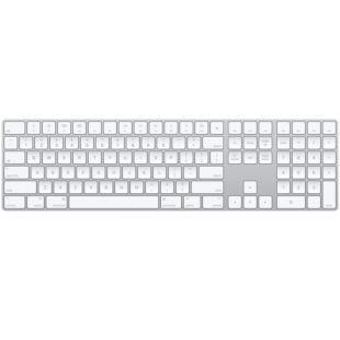 Клавіатура Apple Magic Keyboard with Numeric Keypad Wireless MQ052