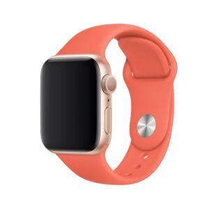 Ремінець Apple Watch Sport Band 44mm/42mm Clementine MWUW2