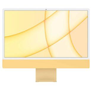 "Apple iMac 24"" Custom Yellow (2021) M1 Chip Z12S000N9"