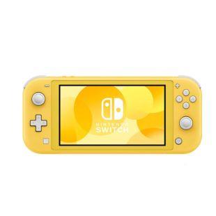 Ігрова консоль Nintendo Switch Lite Yellow