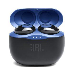 Наушники JBL TUNE T125BT Blue (JBLT125TWSBLU)