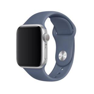 Ремінець Apple Watch Sport Band 44mm/42mm Alaskan Blue MX0M2