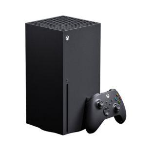 Игровая консоль Microsoft Xbox Series X 1Tb + FIFA 21 (XBOXSX1TBF21)