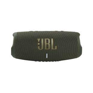 Портативная акустика JBL Charge 5 Green (JBLCHARGE5GRN)