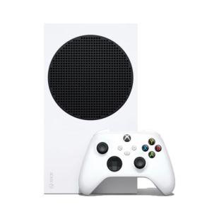 Игровая консоль Microsoft Xbox Series S 512Gb + FIFA 21 + Геймпад Xbox Robot White (XBOXS512GBF21RBW)