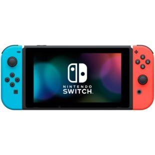 Ігрова консоль Nintendo Switch with Neon Blue and Neon Red Joy-Con