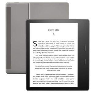 Электронная книга Amazon Kindle Oasis 10th Gen 8GB Graphite