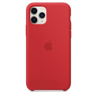 Чохол Apple для iPhone 11 Pro Silicone Case (PRODUCT) RED MWYH2 [Red]