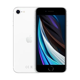Apple iPhone SE 128GB White (2020) MXD12
