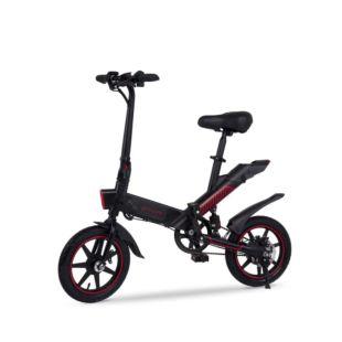 Електровелосипед Proove Model Sportage Black