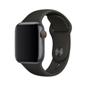 Ремінець Apple Sport Band S   M & M   L Black (MTP62) для Apple Watch 40mm   38mm Series 5   4   3   2   1