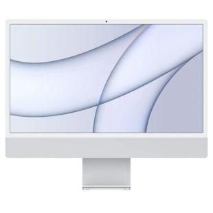 """Apple iMac 24"""" Custom Silver (2021) M1 Chip Z13K000UR"""