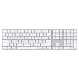 Клавиатура Apple Magic Keyboard with Touch ID and Numeric Keypad MK2C3