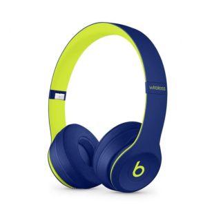 Навушники Beats Audio Solo 3 Wireless On-Ear Headphones Indigo (MRRF2)