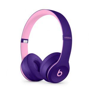 Навушники Beats Audio Solo 3 Wireless On-Ear Headphones Violet (MRRJ2)