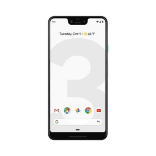 Смартфон Google Pixel 3 XL 4/64GB Clearly White (GA00470)