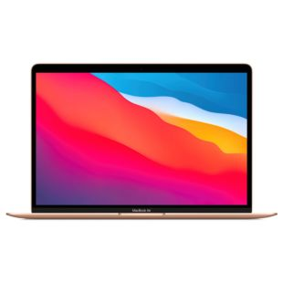 """Apple MacBook Air 13"""" MGNE3 Gold (Late 2020) M1 Chip"""