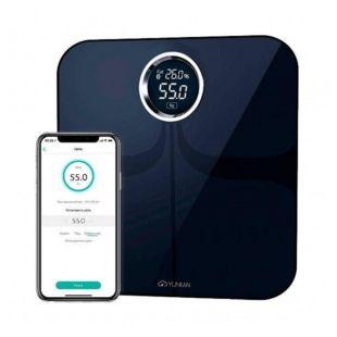 Ваги YUNMAI Premium Smart Scale Black (M1301-BK)