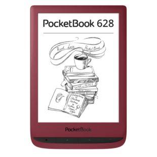 Електронна книга PocketBook 628 Touch Lux 5 Ruby Red PB628-R-CIS