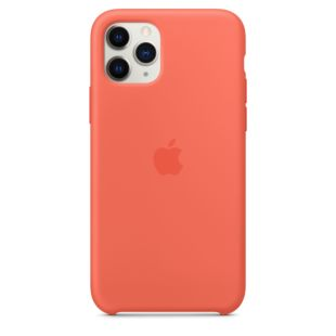 Чохол Apple для iPhone 11 Pro Silicone Case Clementine MWYQ2 [Clementine]