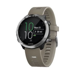 Garmin Forerunner 645 With Sandstone Colored Band 010-01863-11