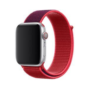 Ремінець Apple Sport Loop Product Red (MXHW2) для Apple Watch 42mm   44mm Series 5   4   3   2   1 (2019)
