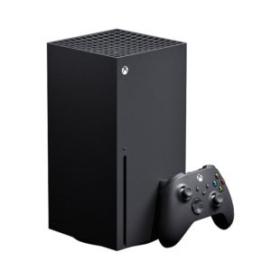 Игровая консоль Microsoft Xbox Series X 1Tb + Геймпад Xbox Carbon Black (XBOXSX1TBCBB)