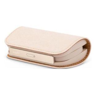 Зовнішній акумулятор Moshi IonGo 5K Portable Battery Lightning/USB-A Ivory White 99MO022015