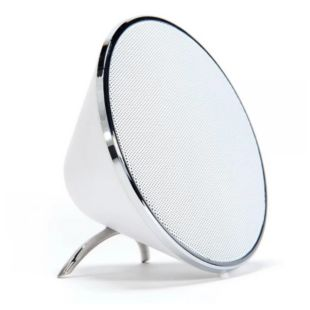 Портативна акустика COTEetCI BS-02 Conical Bluetooth Speaker White CS5020-WH