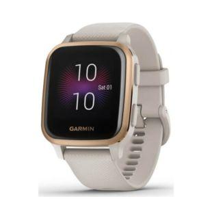 Garmin Venu Sq Music Edition Light Sand/Rose Gold (010-02426-11)
