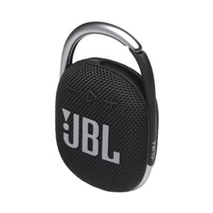 Портативная акустика JBL Clip 4 Black (JBLCLIP4BLK)