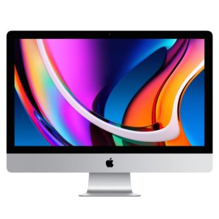 "Apple iMac 27"" Standard Glass 5K Custom Z0ZV000PU / MXWT21 (Mid 2020)"