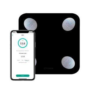 Ваги YUNMAI Balance Smart Scale Black (M1690-BK)