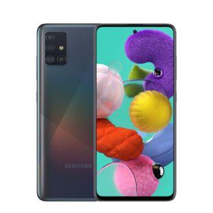 Samsung Galaxy A51 6/128GB Black SM-A515FZKW