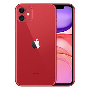 Apple iPhone 11 128GB (Product) Red MWM32