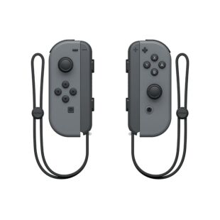 Геймпад Nintendo Joy-Con Gray Pair