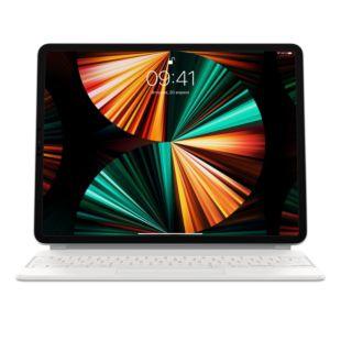 "Чехол-клавиатура Apple Magic Keyboard for iPad Pro 12.9"" White 5th Generation MJQL3"